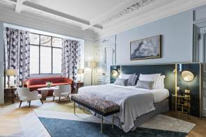 Hôtel Grand Powers: The New Parisian Chic