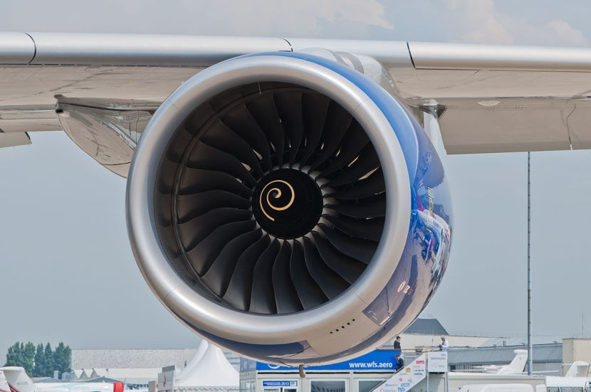 Rolls-Royce Trent 900 Engine