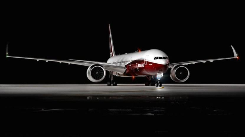 Boeing 777X Concept
