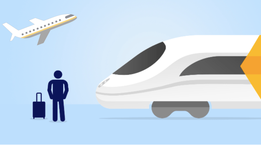 Airline and Railway Partnership