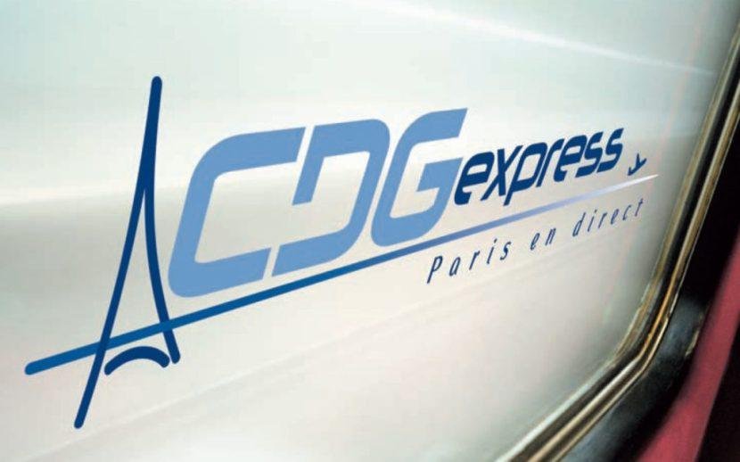 CDG Express Logo