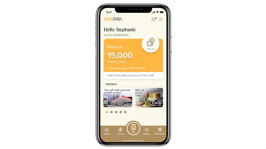 Singapore Airlines Is First To Introduce A Blockchain Based Digital Wallet