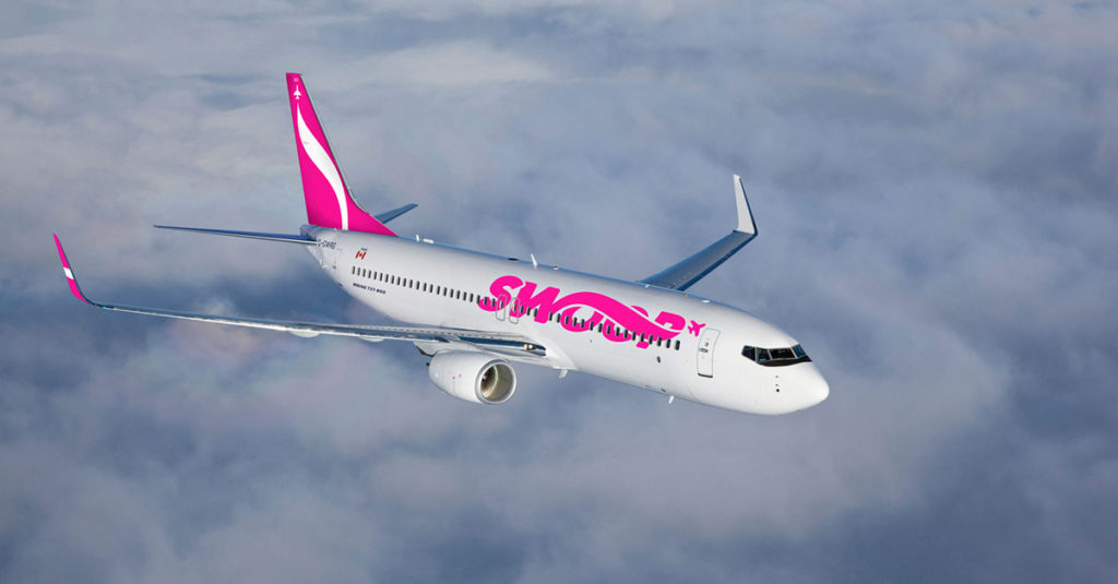Swoop Airlines Livery