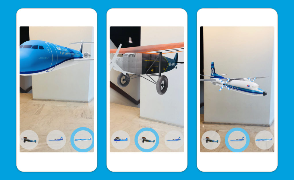 KLM Leads With Augmented Reality On Hand Carry Baggage