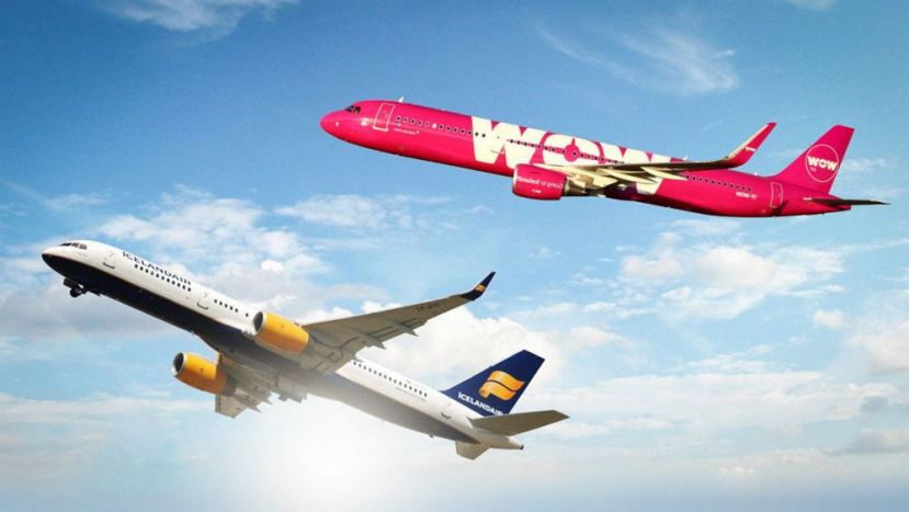 Icelandair Buys WOW Air