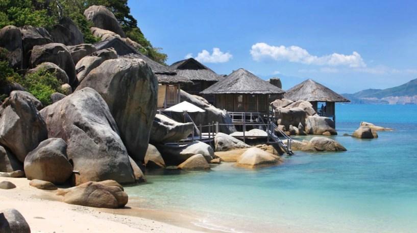 Ninh Van Bay, Six Senses Hideaway