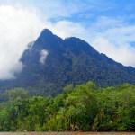 Mt. Santubong, Borneo, Malaysia