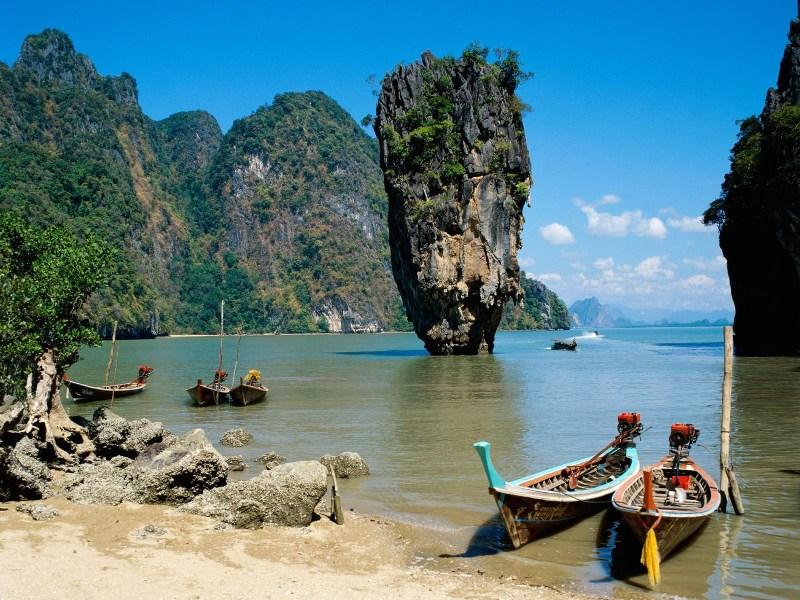 Phang Nga Bay01 from sarojin