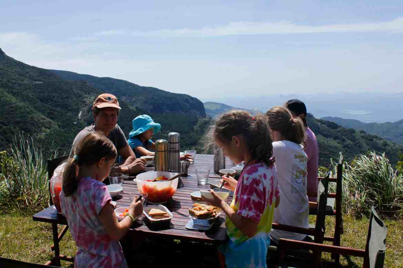 Family Sri Lanka Breakfast