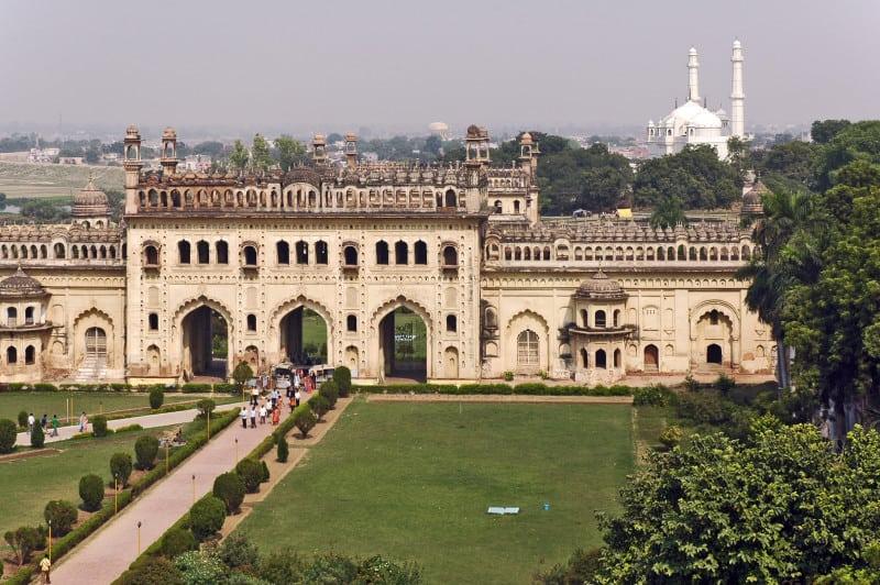 Lucknow, Bara Imambara - India