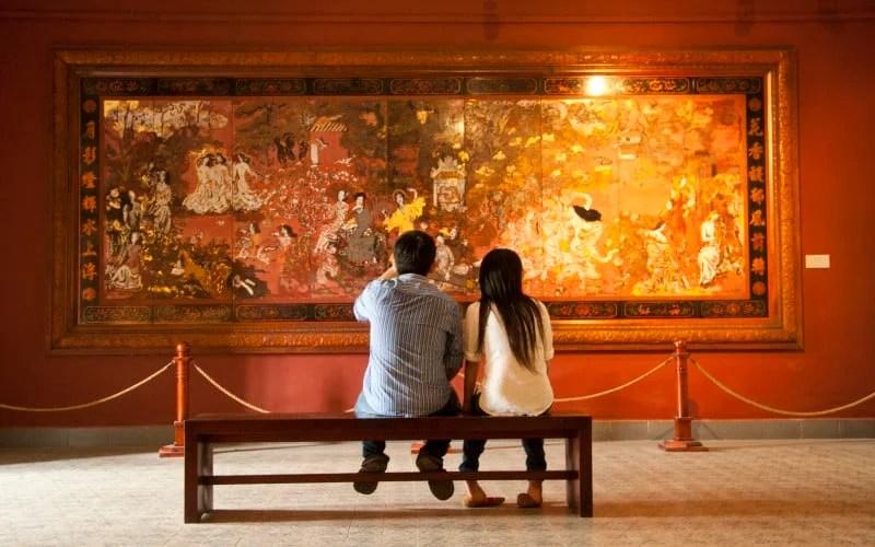 Ho Chi Minh Fine art Museum