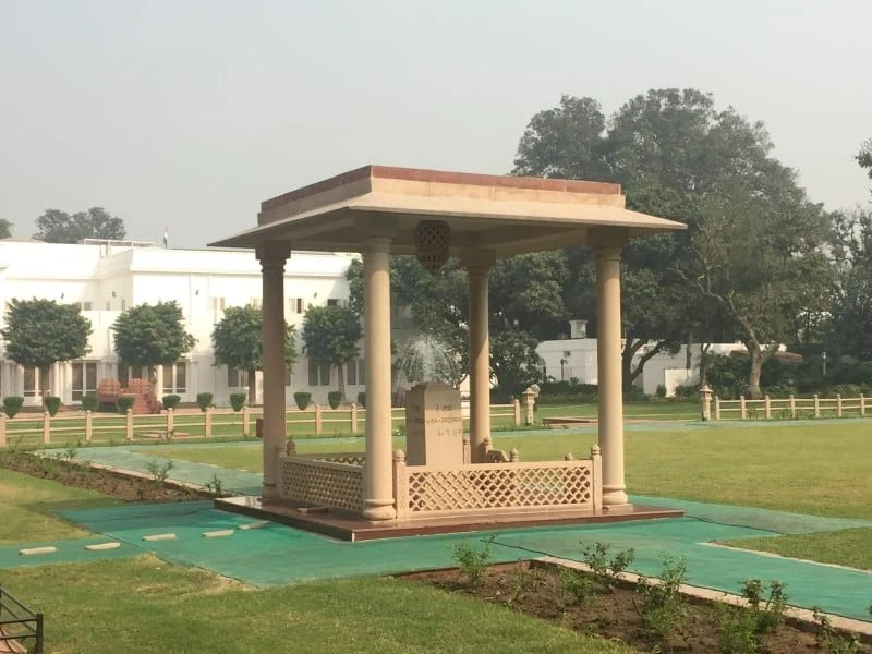 ite of Ghandi's assassination