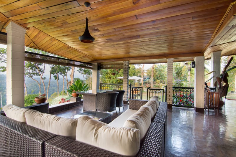 11 - Designer Verandah At Sir David Lean Bungalow