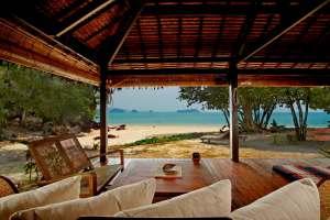 Beach Front Family Villa 2BR - Copy