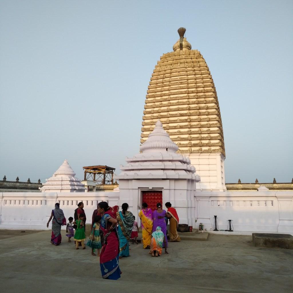 Mahima Dharma stupa