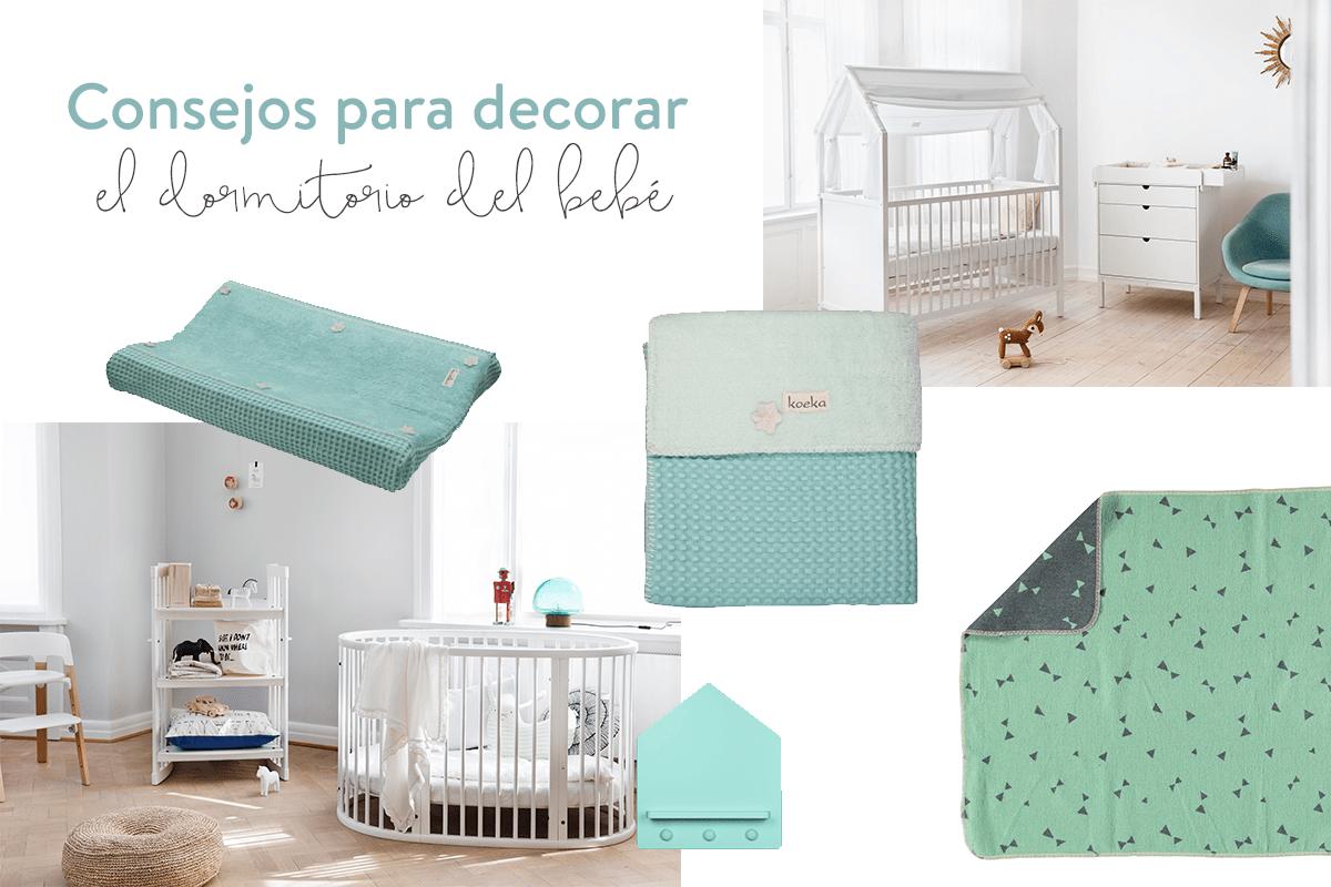 Habitación del bebé - Consejos para su decoración ~ Experiencia Bebé