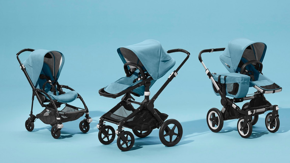 Bugaboo Track Collection, la edición limitada de 2019