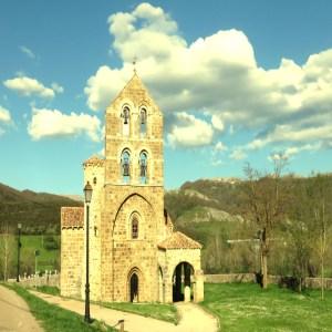 Iglesia románica de San Salvador de Cantamuda