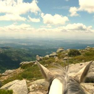 Ruta a caballo en el Valle del Tietar