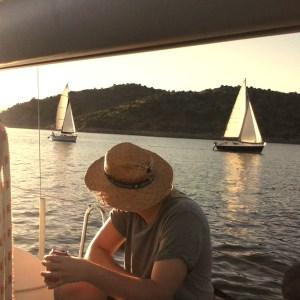 Despedida de solteros en velero
