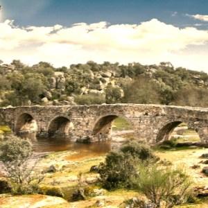 Puente Mocho en Ledesma