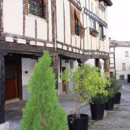 Casa de Doña Sancha en Covarrubias en Burgos