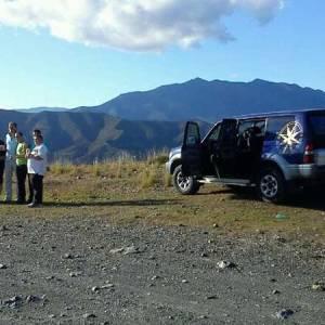 Jeep safari 4×4 en Andalucía