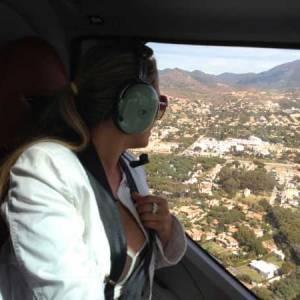 Tour en helicóptero en Marbella