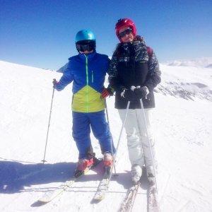 Clases de esquí en Sierra Nevada