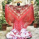 Bailadora de Flamenco en Jerez de la Frontera en la provincia de Cádiz