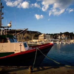 El puerto de Arenys de Mar