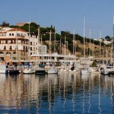 el port més segur del litoral de catalunya