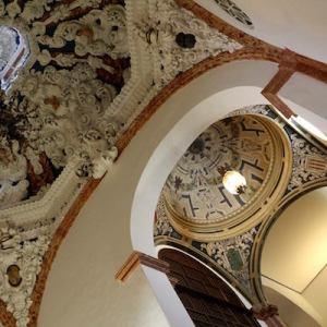 El Palacio de los Condes de Santa Ana en Lucena