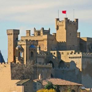 Palacio Real de Olite en Olite