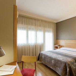 El Hotel Santa María en Tudela