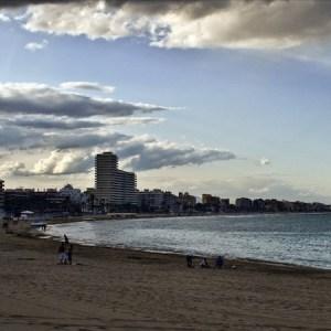 Las playas y calas en Peñíscola