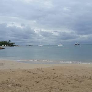 Playa de las Figueretas en Ibiza