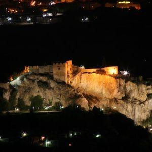 El Castillo Árabe de Salobreña