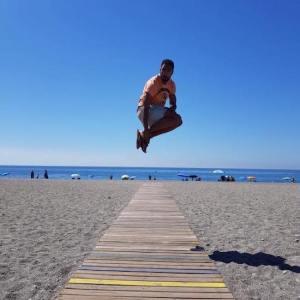 La Playa de la Guardia en Salobreña