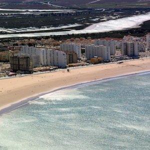La Playa de Valdelagrana en El Puerto de Santa María