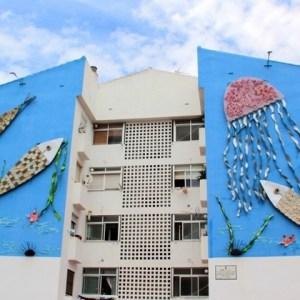 Ruta de los murales artísticos en Estepona