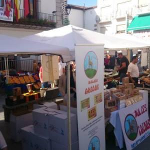 Feria del Melocotón del Alberche en Navaluenga