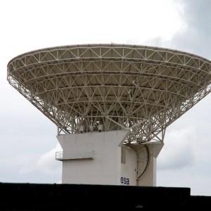 La Estación de Seguimiento de Satélites de Espacio Profundo de Cebreros