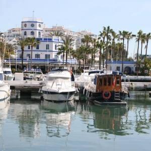 El Puerto Deportivo de Estepona