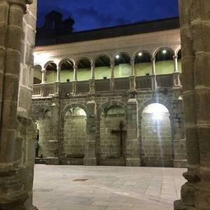 Convento Santiaguista en Calera de León