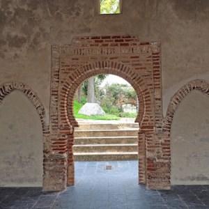 El recinto amurallado en Jerez de los Caballeros