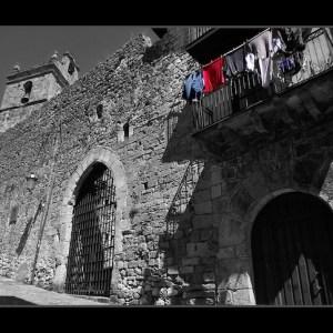 Ruta de la Puebla Vieja en Laredo