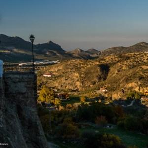 El balcón del Adarve en Priego de Córdoba