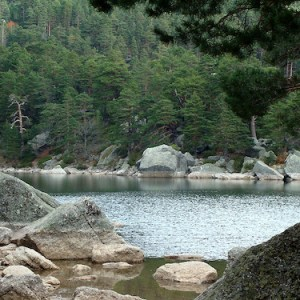 La Laguna Negra en Soria
