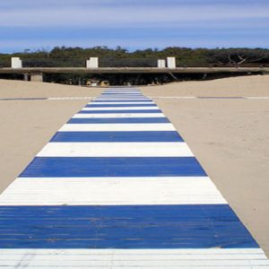 Playa de Santana en Isla Cristina